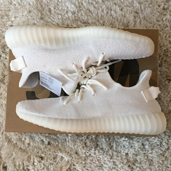 reputable site d4dcb 87419 Adidas Yeezy Boost 350 V2 Triple White CP9366 10